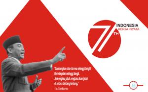 Dirgahayu RI 71